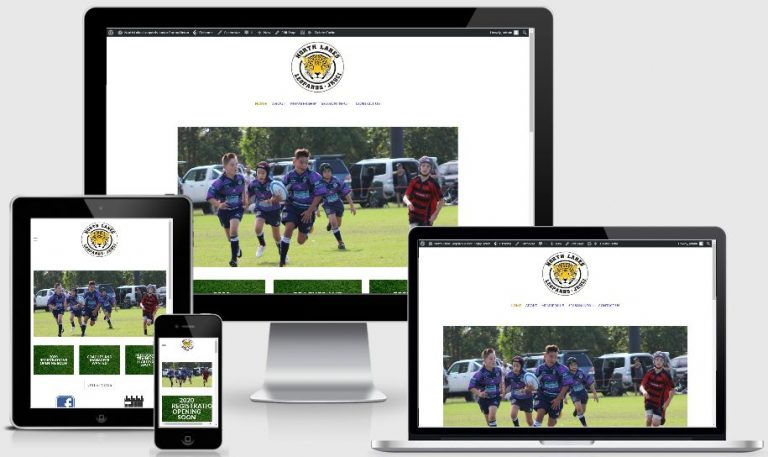 North Lakes Leopards Rugby Union - Club