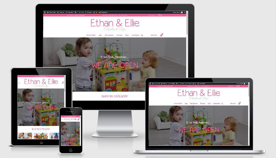 eCommerce | Ethan & Ellie