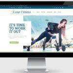 Luxe Fitness Responsive