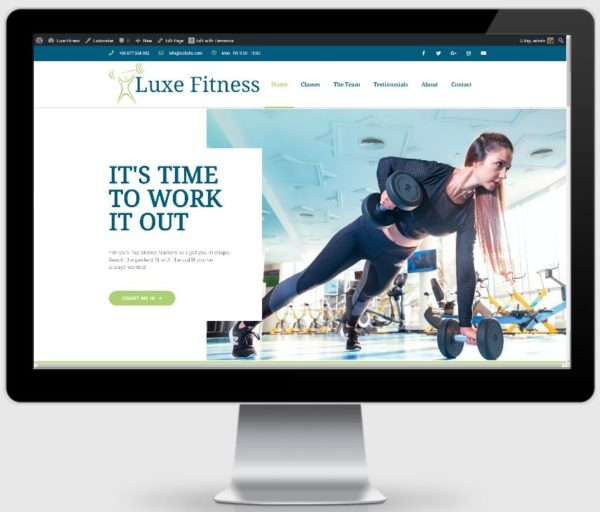 Fitness Instructor | Health & Wellness Services