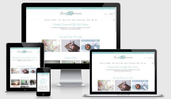 Luxe Homewares - eCommerce
